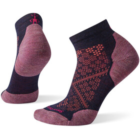 Smartwool PhD Run Light Elite Low Cut Socks Women deep navy